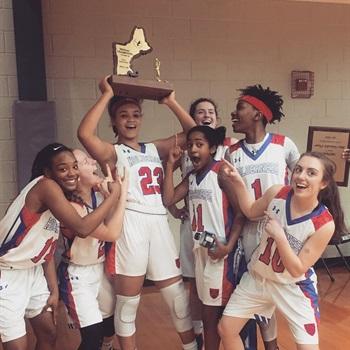 Holderness High School - Girls Varsity Basketball