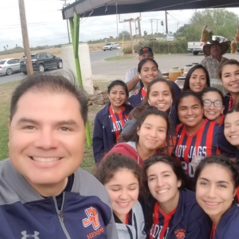 Economedes High School - Girls Varsity Soccer