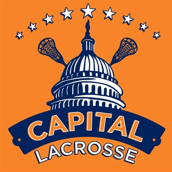 Capital Lacrosse - 2020 Orange