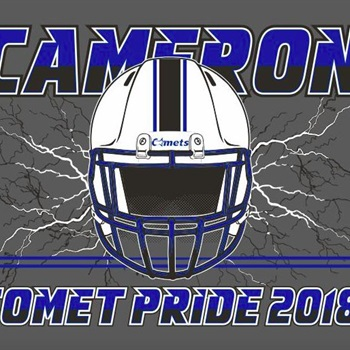 Cameron High School - Boys Varsity Football