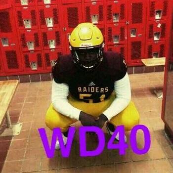 Wilkevious (WD40) Davis