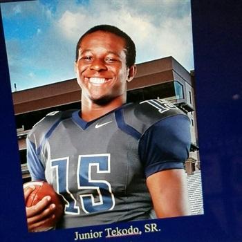 Junior Tekodo