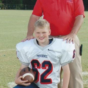 Grady White 6th grade