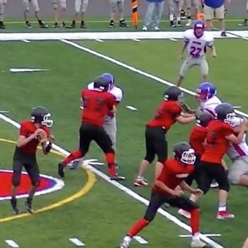 Newark Valley High School - Newark Valley Modified Football