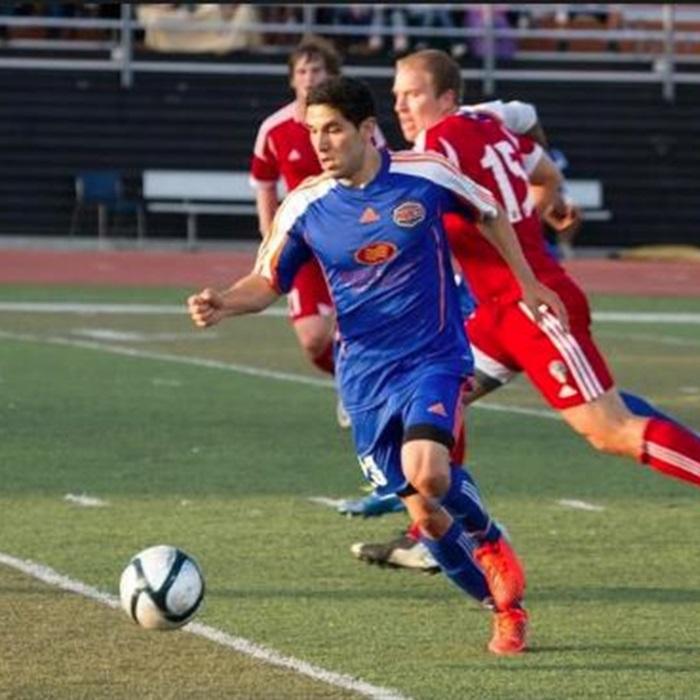 Frankie lopez soccer