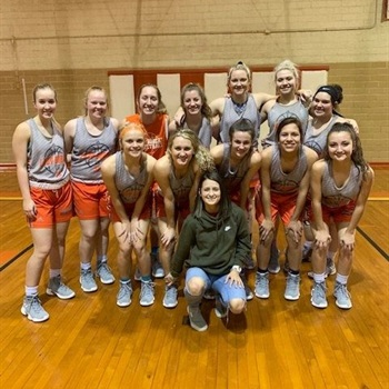 Orangefield High School - Girls' Varsity Basketball