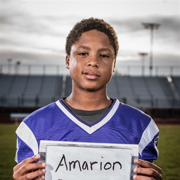 Amarion Moore