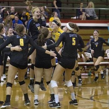 Castle High School - Girls' Varsity Volleyball