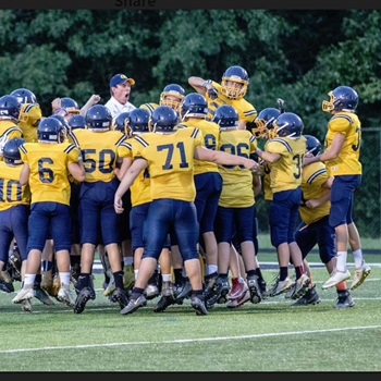 Olmsted Falls High School - Bulldogs Middle School Football