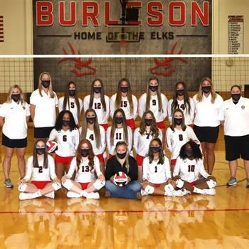 Burleson High School - Girls' Varsity Volleyball
