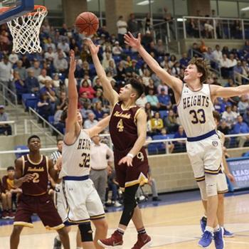 Harlandale High School - Boys Varsity Basketball