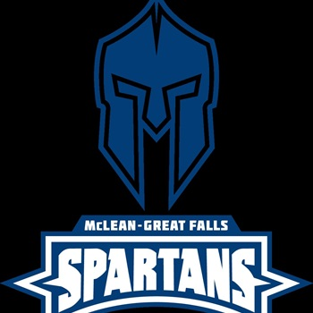Mclean-Great Falls Youth Football - 100# Spartans