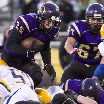 Campbell County High School - Boys Varsity Football