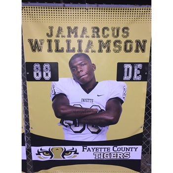 JaMarcus Williamson