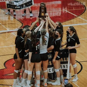 Clarion High School - Girls' Varsity Volleyball