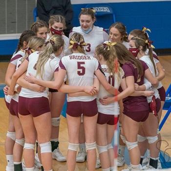Bridger High School - Girl's Volleyball