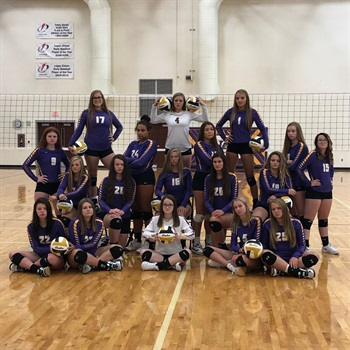 Nebraska City High School - Girls Varsity Volleyball