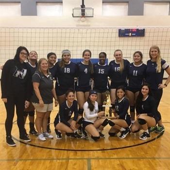 Nimitz High School - Irving Nimitz Volleyball