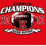 Kelvin High School - Boys Varsity Football