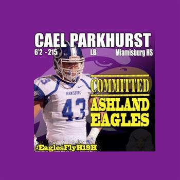 Cael Parkhurst