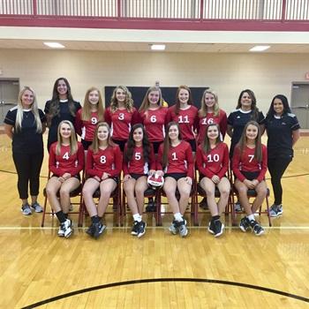 Landrum High School - Girls' JV Volleyball