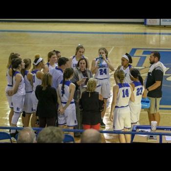 Lindale High School - Girls Varsity Basketball