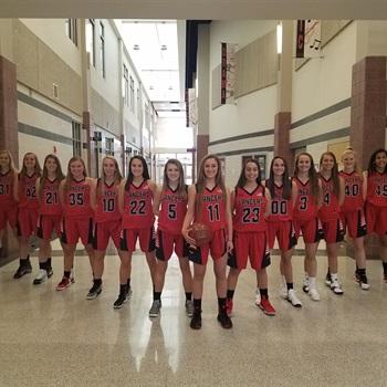 Linganore High School - Girls' Varsity Basketball