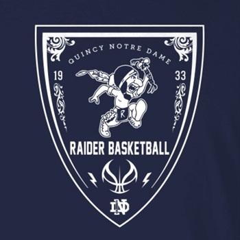Quincy Notre Dame - Varsity Boys Basketball