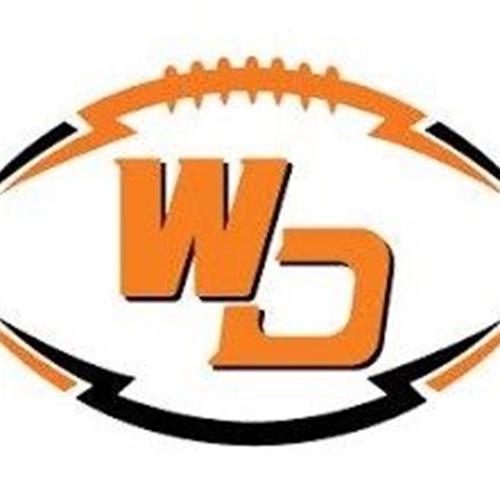 Varsity Football West Delaware High School Manchester Iowa