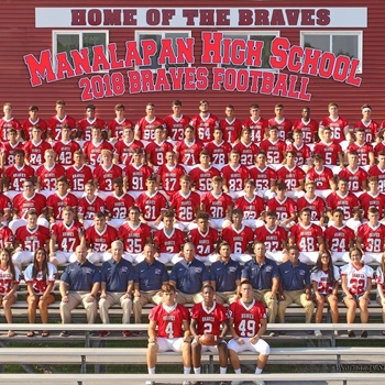 Manalapan High School - Boys Varsity Football