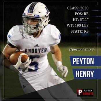 Peyton Henry