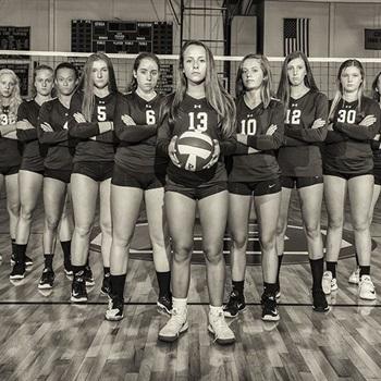Conestoga High School - Girls' Varsity Volleyball