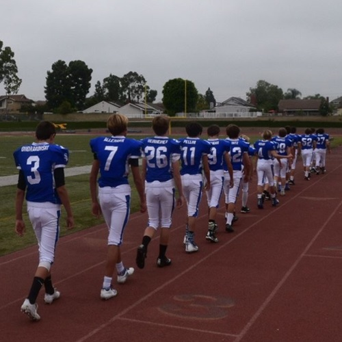Trojans - Dana Hills High School - Dana Point, California