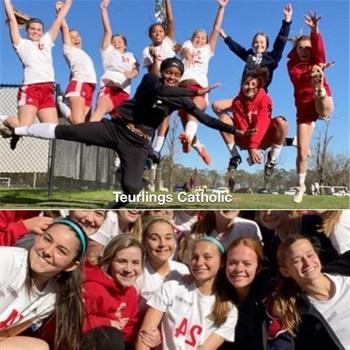 Teurlings Catholic High School - Girls' Varsity Soccer