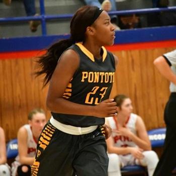 Pontotoc High School - Lady Warriors