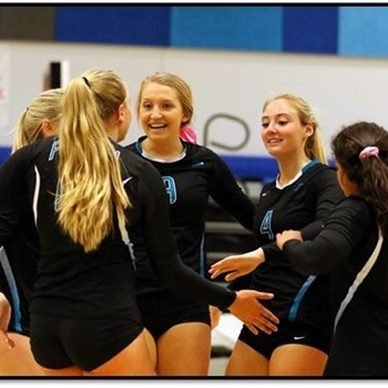 Folsom Lake College - Falcons Volleyball
