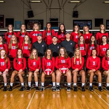 West Jessamine High School - WJHS Varsity Volleyball