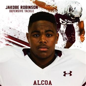 JaKobe Robinson