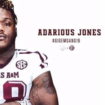 Adarious Jones