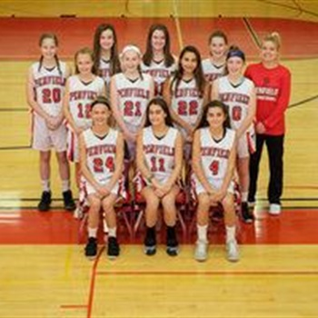 Penfield High School - Girls' Freshman Basketball