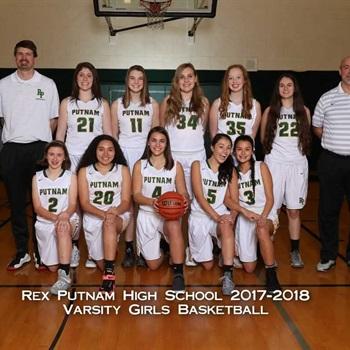 Rex Putnam High School - Rex Putnam Girls' Varsity Basketball