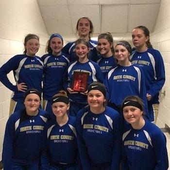 North County High School - NCMS Girls Basketball