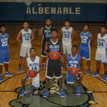 Albemarle High School - Boys' Varsity Basketball