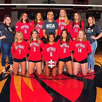 Scottsdale Christian - Girls' Varsity Volleyball