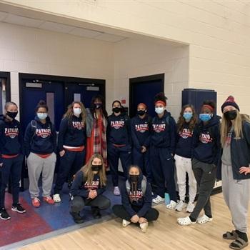 Patriot High School  - Girl's Varsity Basketball