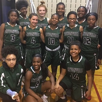 Pattonville High School - Girls' Varsity Basketball