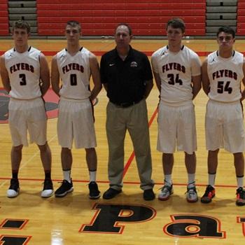 St. Paul High School - Boys' Varsity Basketball
