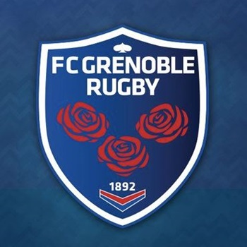FC Grenoble Rugby pro - FC Grenoble Rugby