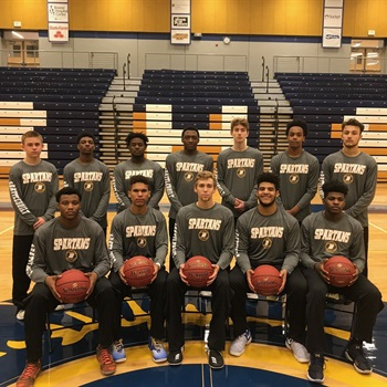 Battle High School - Battle Varsity Basketball