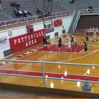 Pottsville High School - Girl's Varsity Basketball
